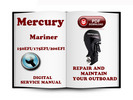 Thumbnail Mercury Mariner Outboard 150EFI 175EFI 200EFI Hp 2-stroke Service Repair Manual Download