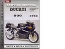 Thumbnail Ducati 900 1992 Service Repair Manual Download