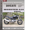 Thumbnail Ducati Monster 620 2002 Service Repair Manual Download