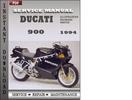Thumbnail Ducati 900 1994 Service Repair Manual Download