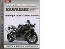 Thumbnail Kawasaki Ninja ZX-10R 2004 Service Repair Manual Download