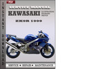Thumbnail Kawasaki ZX9R 1999 Service Repair Manual Download