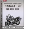 Thumbnail Yamaha FJR 1300 2001 Service Repair Manual Download