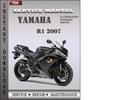 Thumbnail Yamaha R1 2007 Service Repair Manual Download