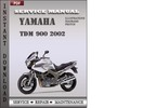 Thumbnail Yamaha TDM 900 2002 Service Repair Manual Download