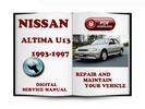 Thumbnail Nissan Altima 1993-1997 U13 Service Repair Manual Download