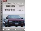 Thumbnail Nissan Truck 1994 Service Repair Manual Download