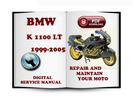 Thumbnail BMW K 1100 LT 1999-2000 Service Repair Manual Download