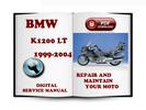 Thumbnail BMW K 1200 LT 1999-2004 Service Repair Manual Download