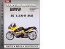 Thumbnail BMW K 1200 RS Service Repair Manual Download
