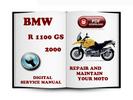 Thumbnail BMW R 1100 GS 2000 Service Repair Manual Download