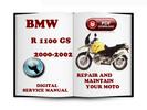 Thumbnail BMW R 1100 GS 2000-2002 Service Repair Manual Download