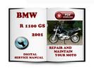 Thumbnail BMW R 1100 GS 2001 Service Repair Manual Download