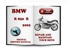 Thumbnail BMW R 1100 R 2002 Service Repair Manual Download