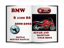 Thumbnail BMW R 1100 RS 2000-2002 Service Repair Manual Download