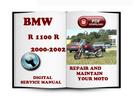Thumbnail BMW R 1100 R 2000-2002 Service Repair Manual