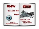 Thumbnail BMW R 1100 RT 2000-2002 Service Repair Manual Download