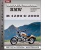 Thumbnail BMW R 1200 C 2000 Service Repair Manual Download