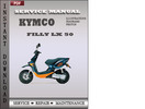 Thumbnail Kymco Filly Lx 50 Service Repair Manual Download