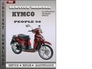 Thumbnail Kymco People 50 Service Repair Manual Download