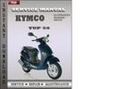 Thumbnail Kymco YUP 50 Service Repair Manual Download