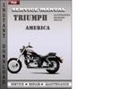 Thumbnail Triumph America Service Repair Manual Download