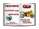 Thumbnail Triumph Daytona 955i 2002-2005 Service Repair Manual Downloa