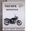 Triumph Bonneville Service Repair Manual Download