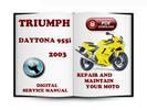 Thumbnail Triumph Daytona 955i 2003 Service Repair Manual Download