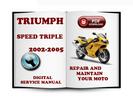 Thumbnail Triumph Speed Triple 2002-2005 Service Repair Manual Downloa