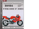 Thumbnail Honda VTR1000 F 2001 Service Repair Manual Download