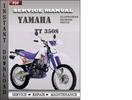 Thumbnail Yamaha TT 350S Service Repair Manual Download
