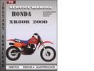 Thumbnail Honda XR80R 2000 Service Repair Manual Download