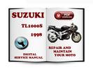 Thumbnail Suzuki TL1000S 1998 Service Repair Manual Download