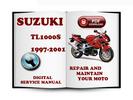 Thumbnail Suzuki TL1000S 1997-2001 Service Repair Manual Download