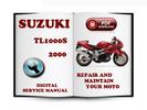 Thumbnail Suzuki TL1000S 2000 Service Repair Manual Download