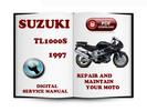 Thumbnail Suzuki TL1000S 1997 Service Repair Manual Download