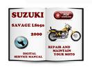 Thumbnail Suzuki Savage LS650 2000 Service Repair Manual Download