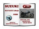 Thumbnail Suzuki Savage LS650 1999 Service Repair Manual Download