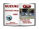 Thumbnail Suzuki Savage LS650 1997 Service Repair Manual Download