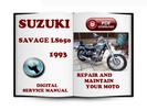 Thumbnail Suzuki Savage LS650 1993 Service Repair Manual Download