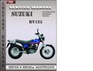 Thumbnail Suzuki RV125 Service Repair Manual Download