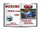 Thumbnail Suzuki GSX-R1100 1995 Service Repair Manual Download