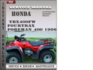 Thumbnail Honda TRX400FW Fourtrax Foreman 400 1996 Service Repair Manual Download
