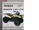 Thumbnail KYMCO Mxer 125 150 Service Repair Manual Download