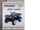 Polaris ATV 1998 Service Repair Manual Download