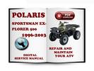 Thumbnail Polaris Sportsman Xplorer 500 1996-2003 Service Repair Manual Download