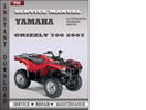 Thumbnail Yamaha Grizzly 700 2007 Service Repair Manual Download
