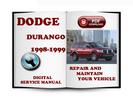 Thumbnail Dodge Durango 1998-1999 Service Repair Manual Download