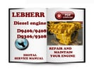 Thumbnail LIEBHERR Diesel Engine D 9406 9408 D 9306 9308 Service Repair Manual Download